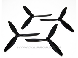 DAL TJ6045 Tri-Blade Regular