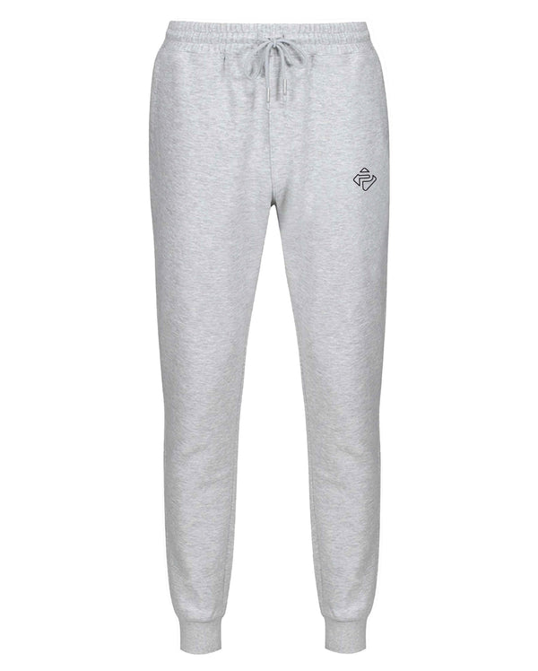 Essential Joggers (Heather Grey)