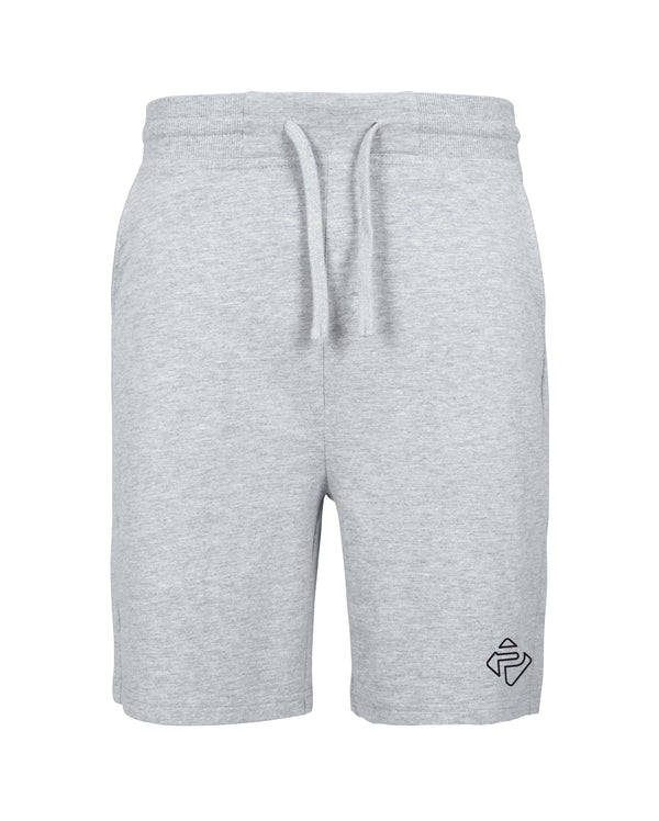 Essential Shorts (Heather Grey)