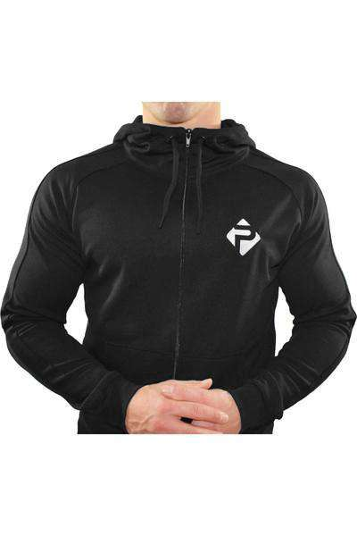 Progress Premium Poly Hoodie (Blackout)