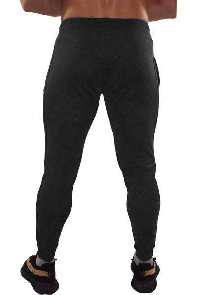 Premium Poly Joggers (Blackout)