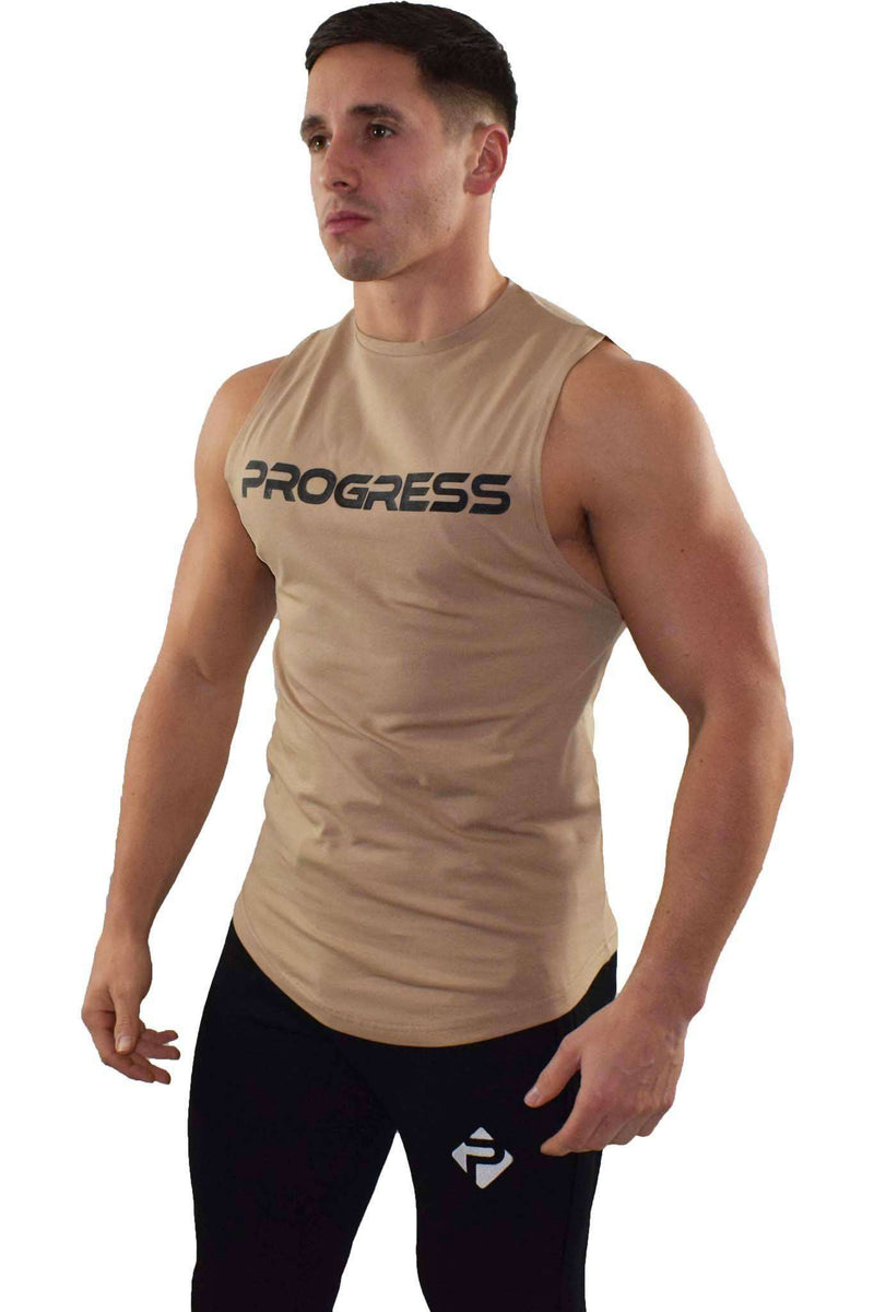 Progress Statement Cut-Off Tank (Sand)
