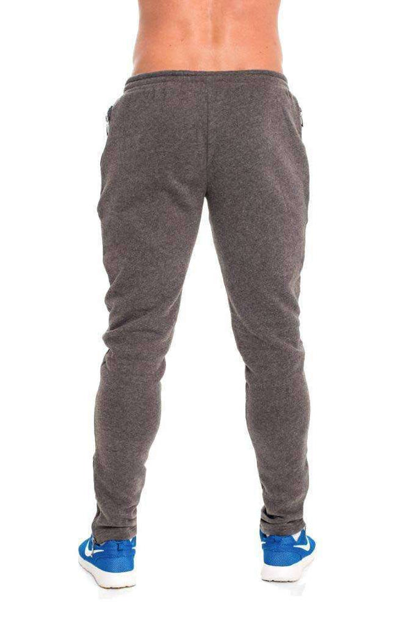 Bottoms - Progress Classic Tapered Joggers (Charcoal)