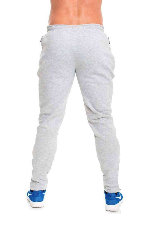 Bottoms - Progress Classic Tapered Joggers (Grey)