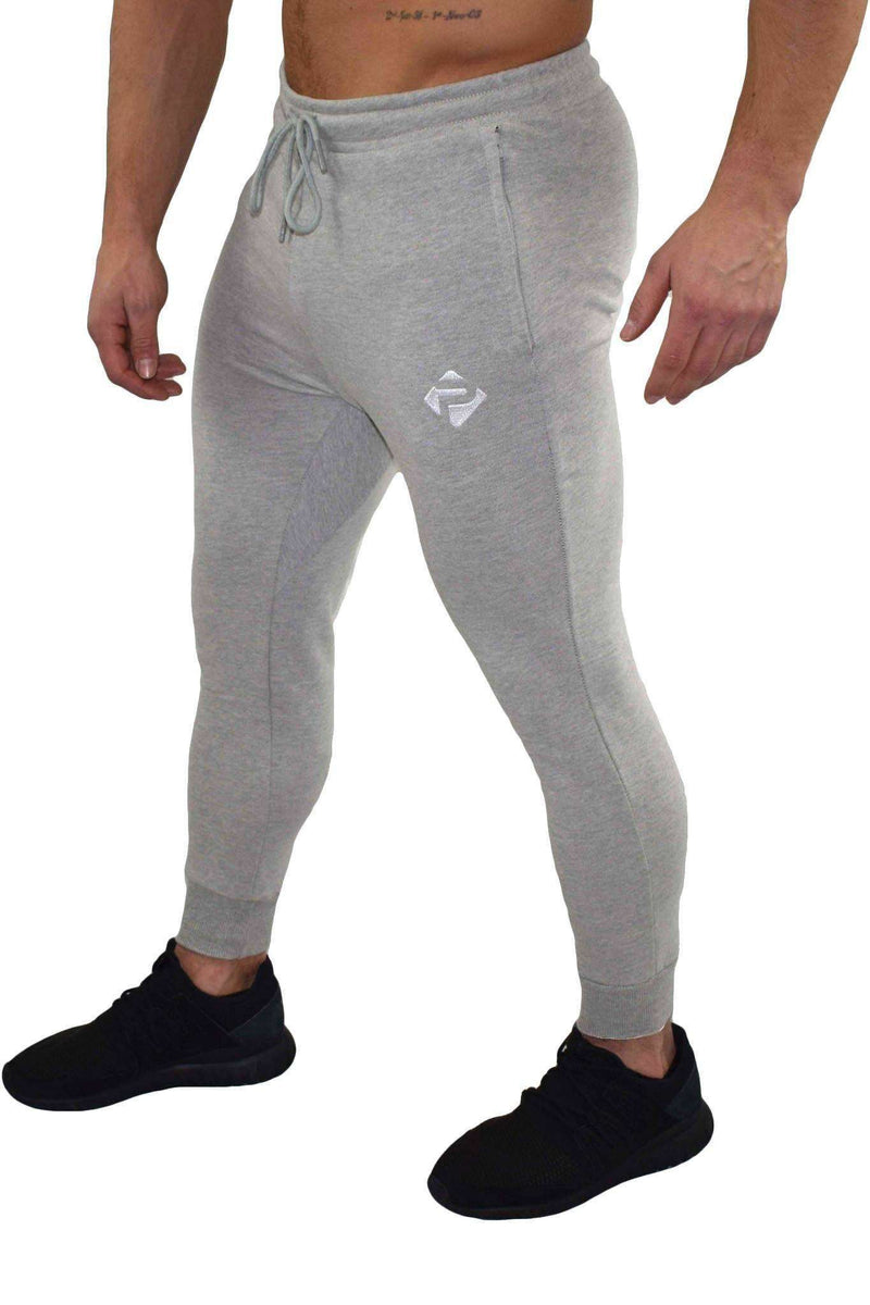 Bottoms - Progress Icon Joggers (Grey)