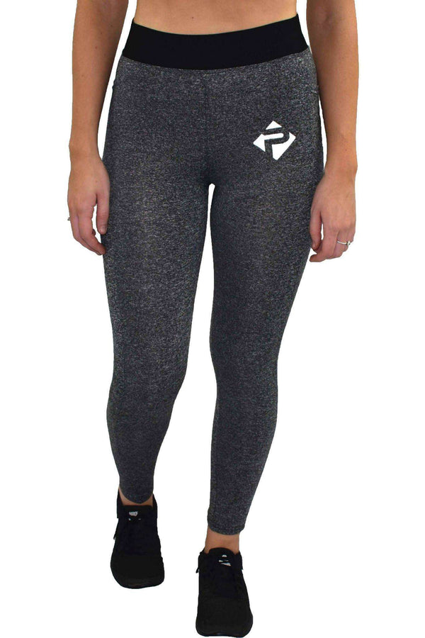 Leggings - Progress Ladies Essential Leggings (Grey)