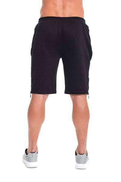 Shorts - Progress Classic Jogger Shorts (Black)