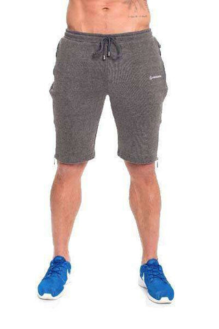 Shorts - Progress Classic Jogger Shorts (Charcoal)