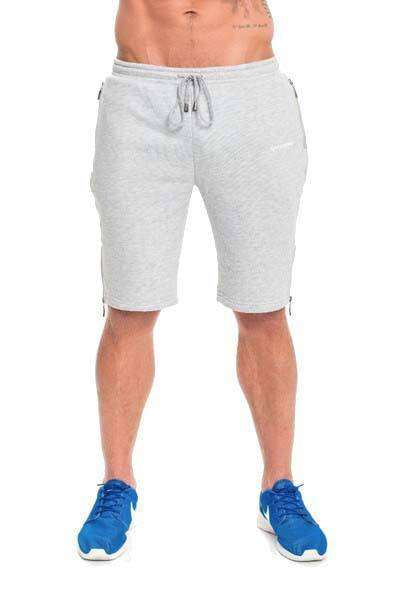 Shorts - Progress Classic Jogger Shorts (Grey)