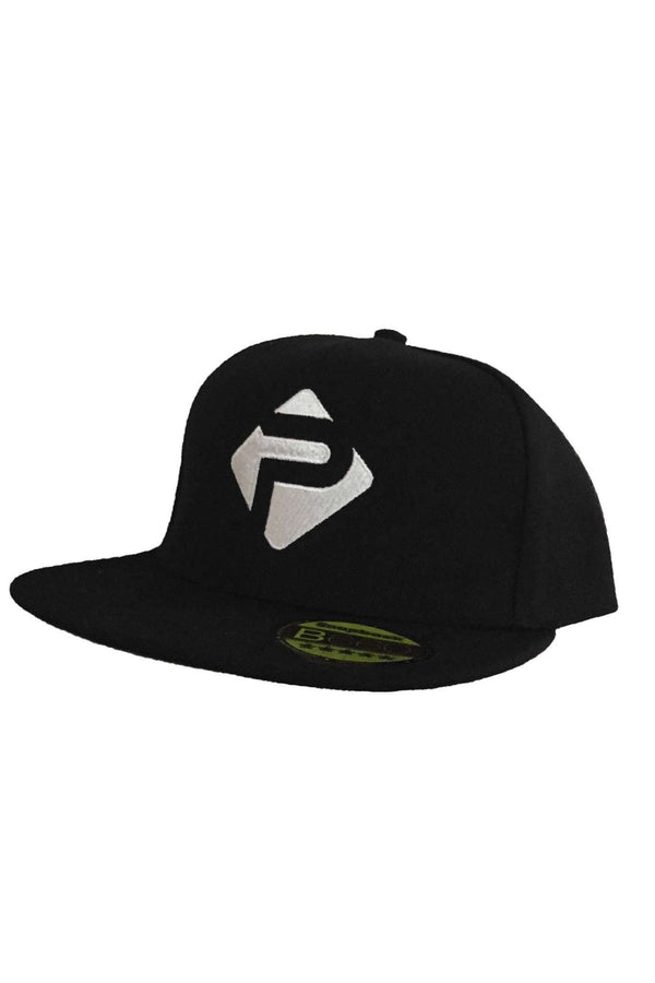 Snapbacks - Progress 'P' Snapback (Black)