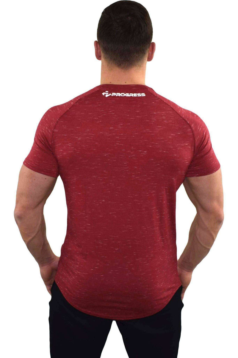 Icon T-Shirt (Red Slub)