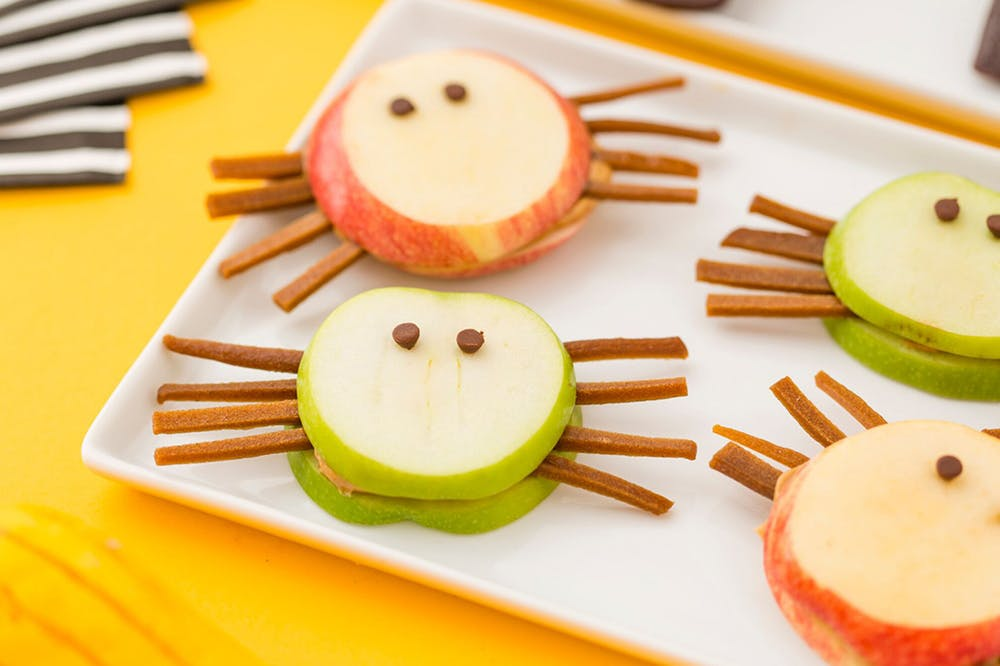 5 Healthy Halloween Snack Ideas