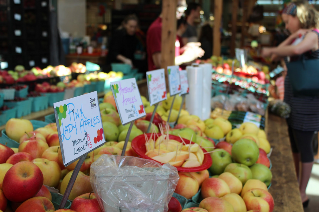 How to make the most out of your farmers' market visit!