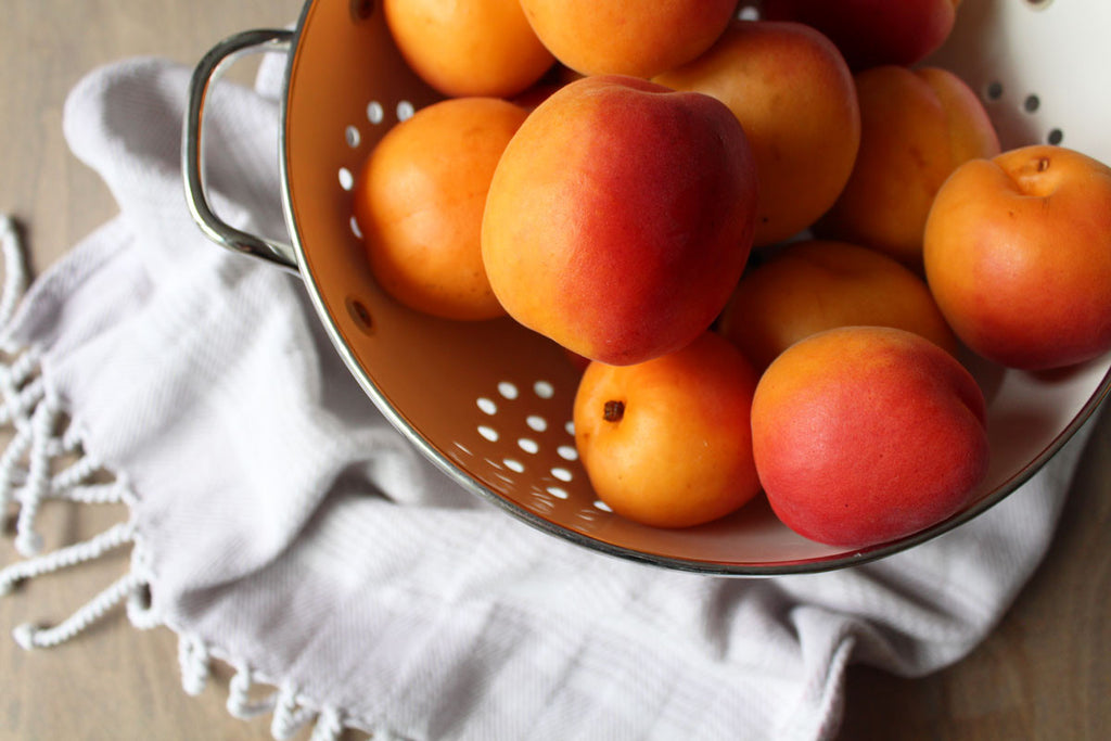 Our Love for Apricots
