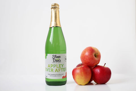 Sparkling Apple Juice - Caselot (12 bottles)