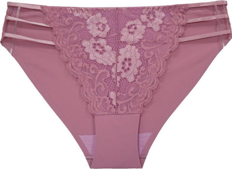 On A Cloud Floral Lace Panty