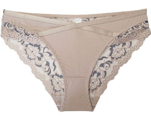 Sweet Like Cinnamon Floral Lace Panty