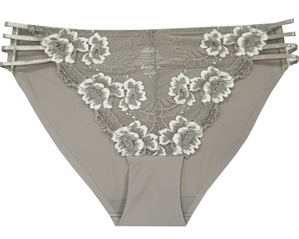 Dancing Under The Light Floral Lace Panty