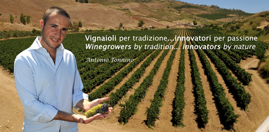 Tonnino - Wine growers by tradition
