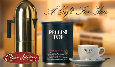 Italian Breakfast Set - Italian Food & Gift Basket