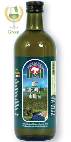 Migliarese Organic Lemon Olive Oil (8.45 oz)
