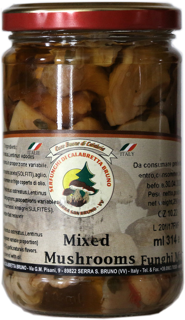 Serfunghi Mixed Mushrooms - 290 grams