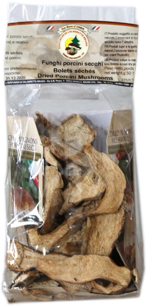 Serfunghi Dried Porcini Mushrooms - 50 grams