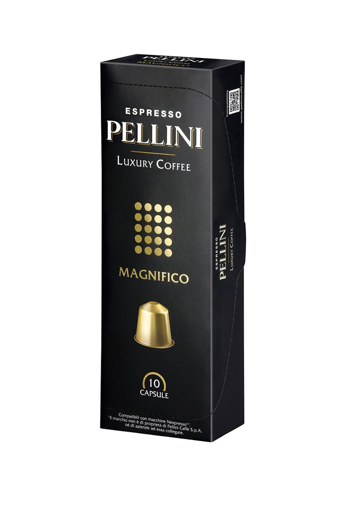 Pellini Luxury Magnifico Nespresso Capsules (Pack of 2)