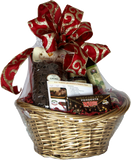Sweetheart Basket - Italian Food & Gift Basket
