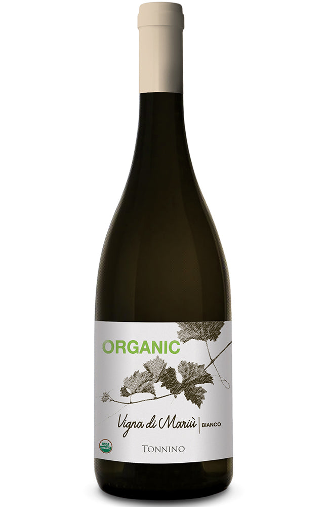Tonnino Bianco - USDA Certified Organic with NO added Sulfites - 750 ml