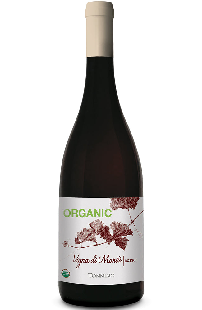 Tonnino Rosso - USDA Certified Organic with NO added Sulfites - 750 ml