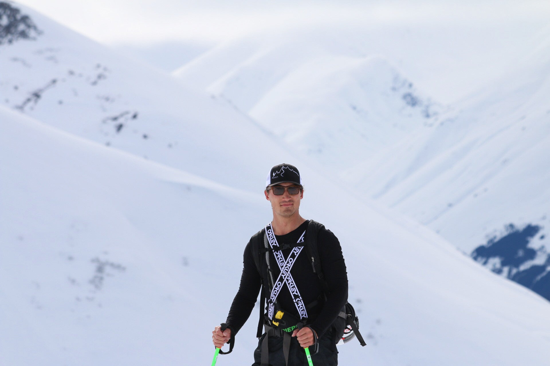 Austin Chow, Alaska Backcountry