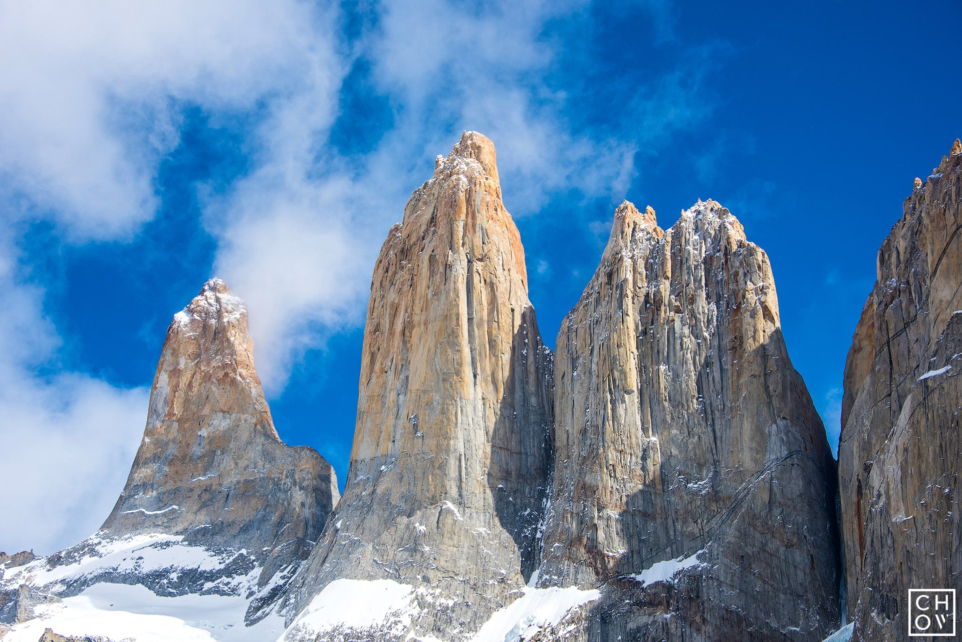 Torres del Paine Up Close, Argentina