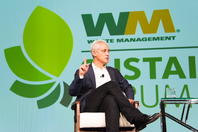 Rahm Emmanuel // Waste Management Forum