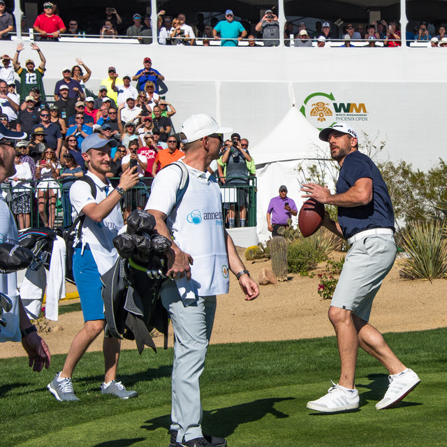 Aaron Rodgers // WMPO Pro Am