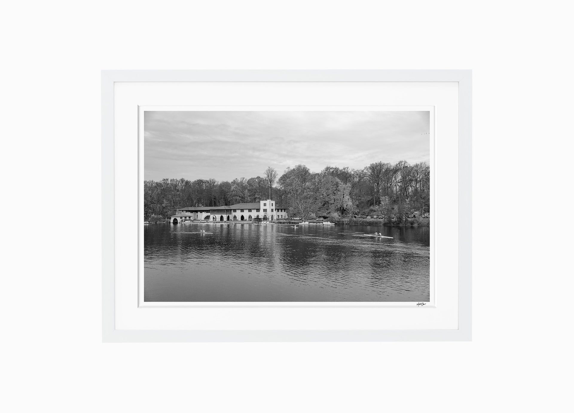 The Boathouse // Princeton University