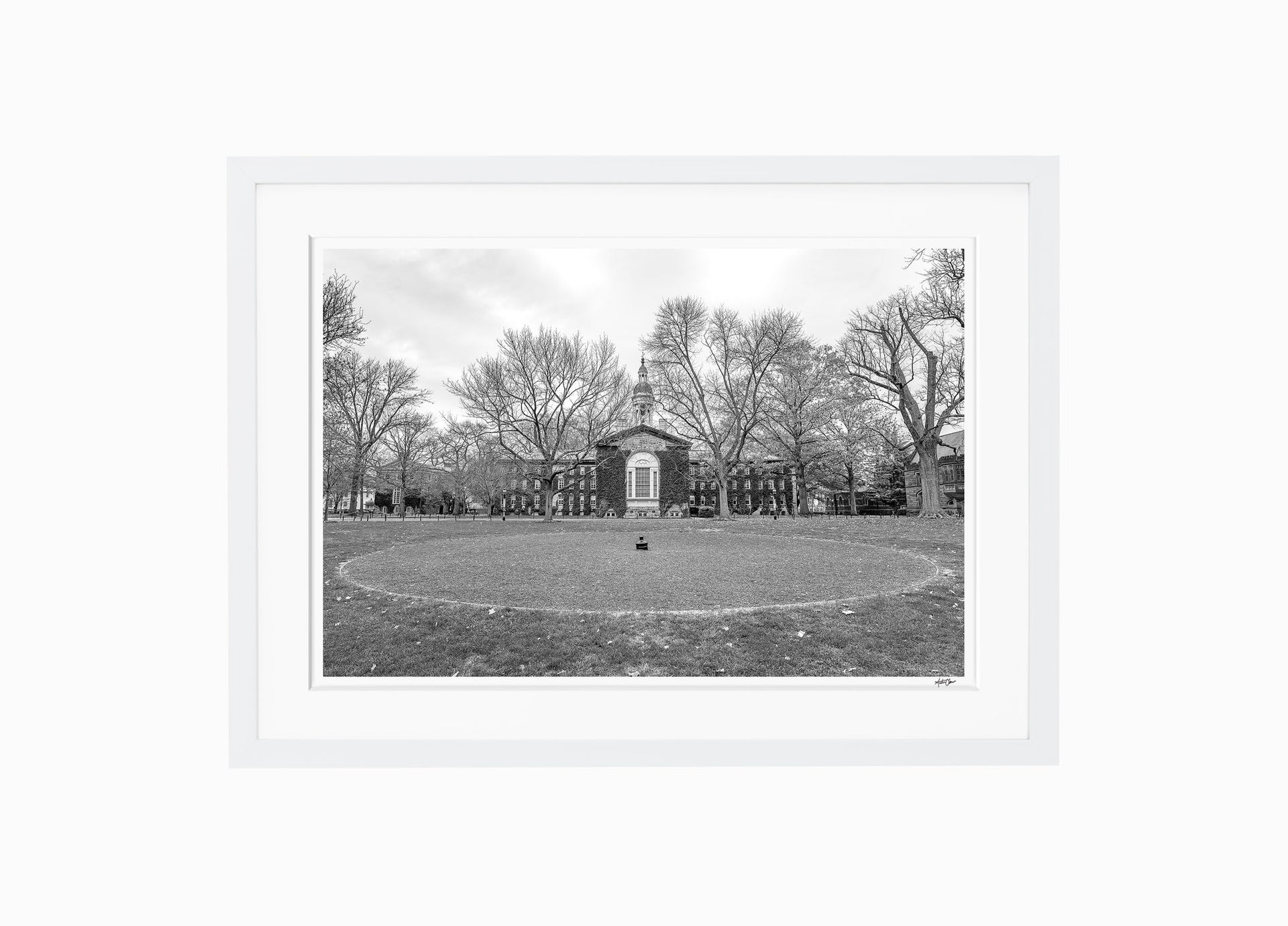 Cannon Green // Princeton University