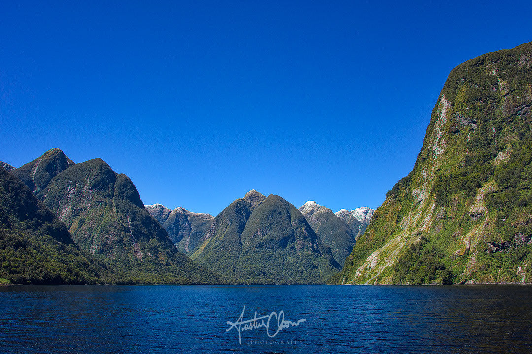 Untouched // Doubtful Sound, New Zealand