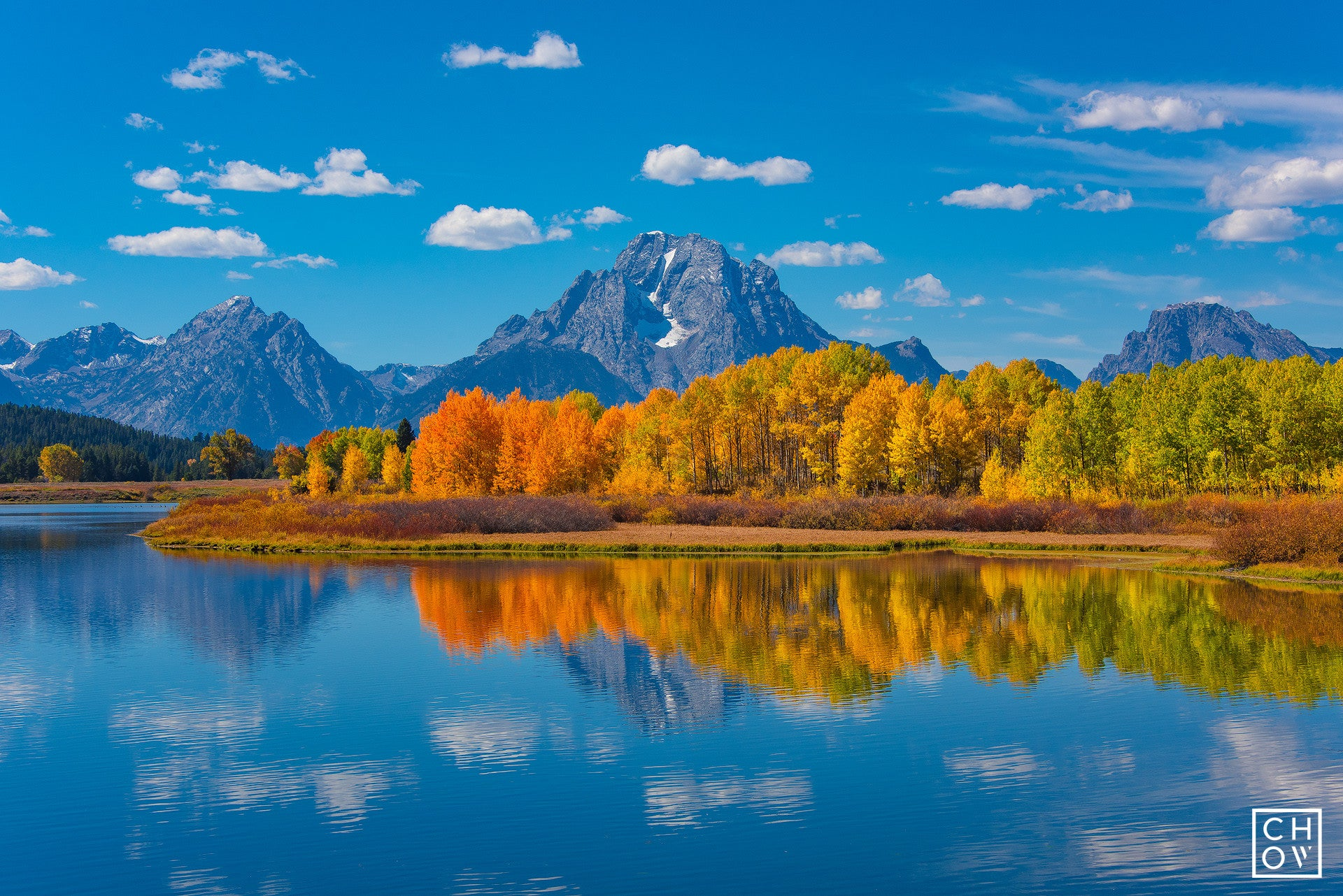 Speechless // Oxbow Bend, Jackson Hole