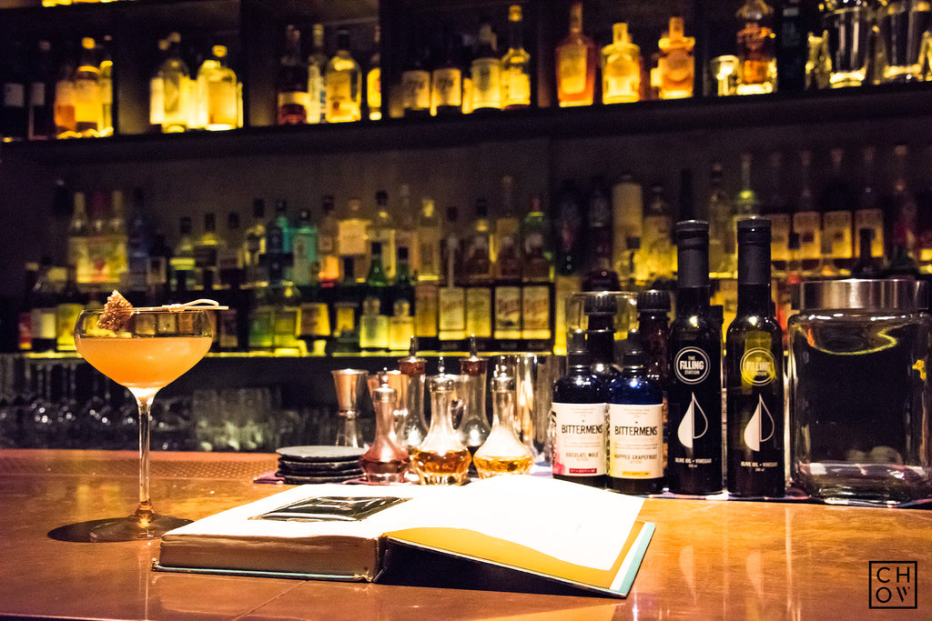 Hidden Cocktail // Speakeasy