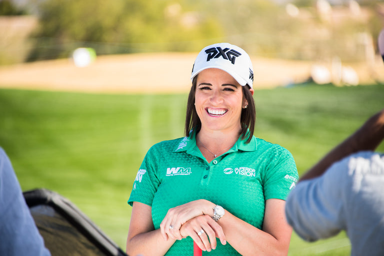 Gerina Piller // Golf Channel
