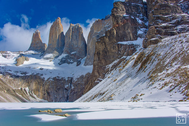 Patagonia Giants // Torres del Paine, Chile