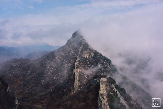 The Great Wall // Undisclosed, China