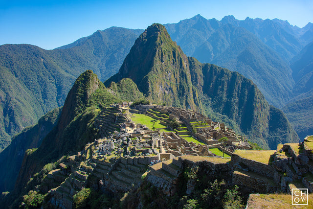 The Lost City // Machu Picchu, Peru