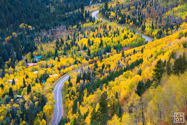 Autumn Drive // Marble, Colorado