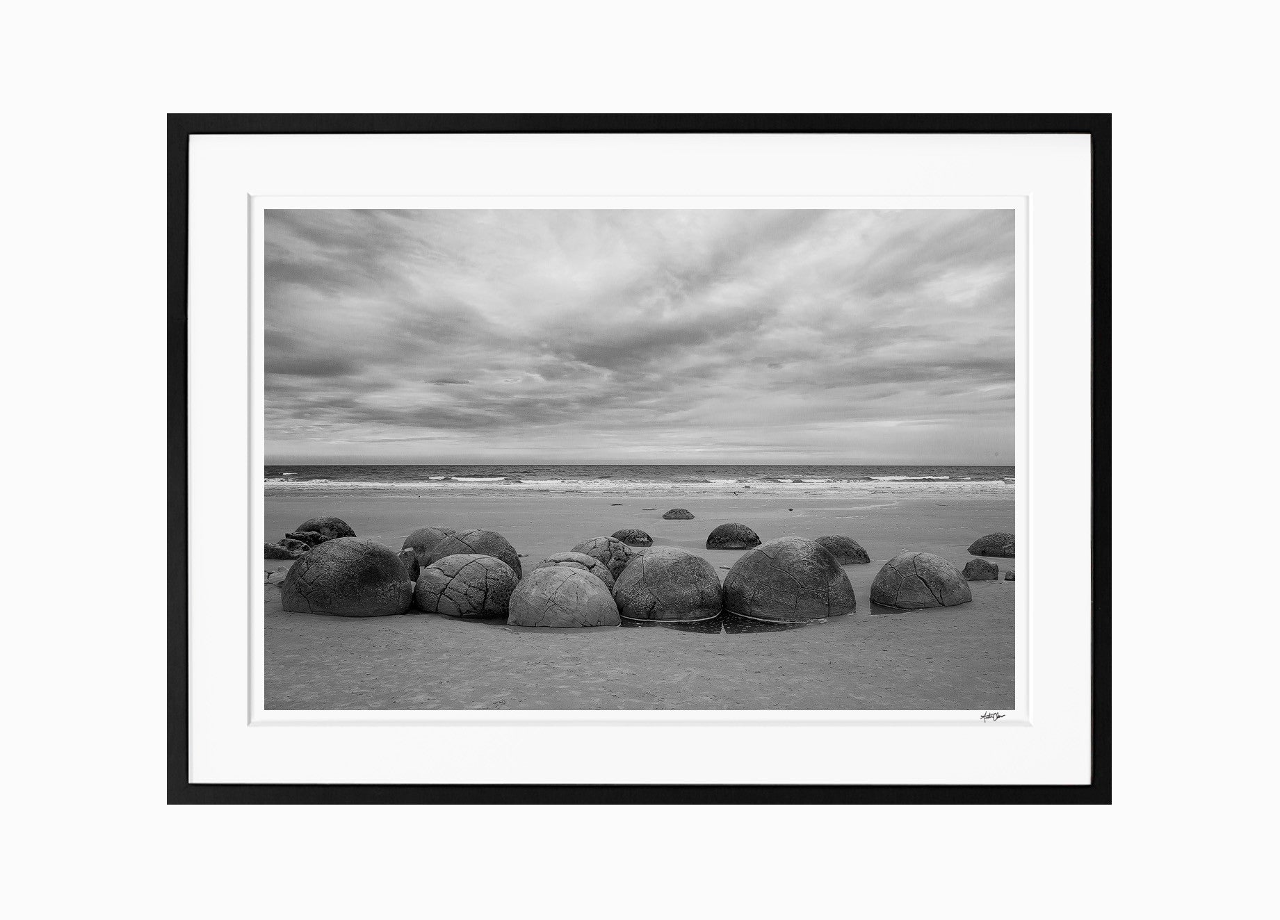 Beached // Moeraki Boulders, New Zealand