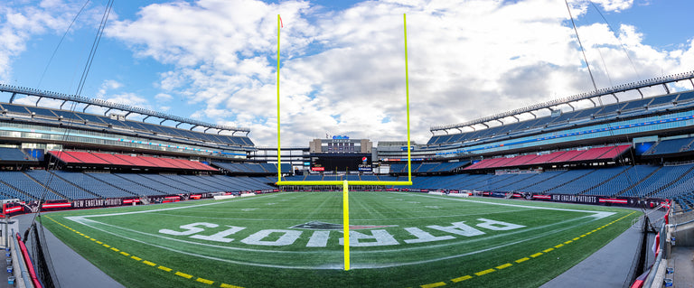 Gillette Stadium // Foxborough, MA