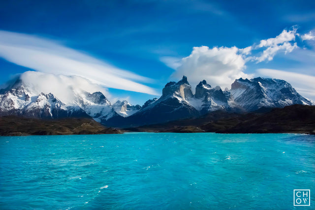 The Pearly Gates // Torres del Paine, Chile
