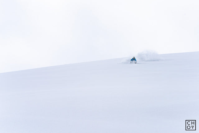Powder Farm // Jackson Backcountry, Grand Tetons