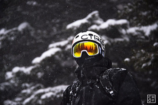 Winter Ninja // Jackson Hole, Wyoming